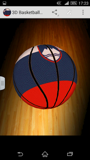 3D Basketball Slovenia