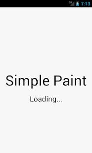 Simple Paint