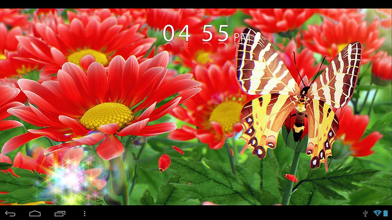 my flower 3d llwp - google play store revenue & download estimates
