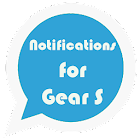 Notifications for Gear S 123, Sport & Galaxy Watch icon