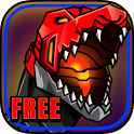 Mecha Dino dinosaur icon