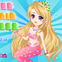 Cute Mermaid Princess Makeover icon