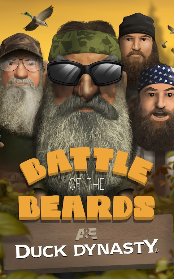 DuckDynasty®:BattleOfTheBeards - screenshot