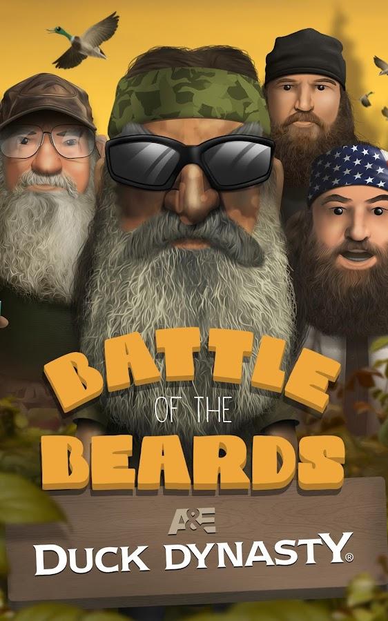 DuckDynasty®:BattleOfTheBeards - screenshot