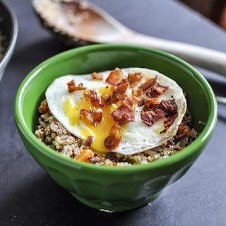 Quinoa Breakfast Skillet.
