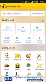 goldenpages.be Screenshot 1