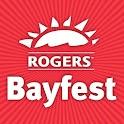 Rogers Sarnia Bayfest logo