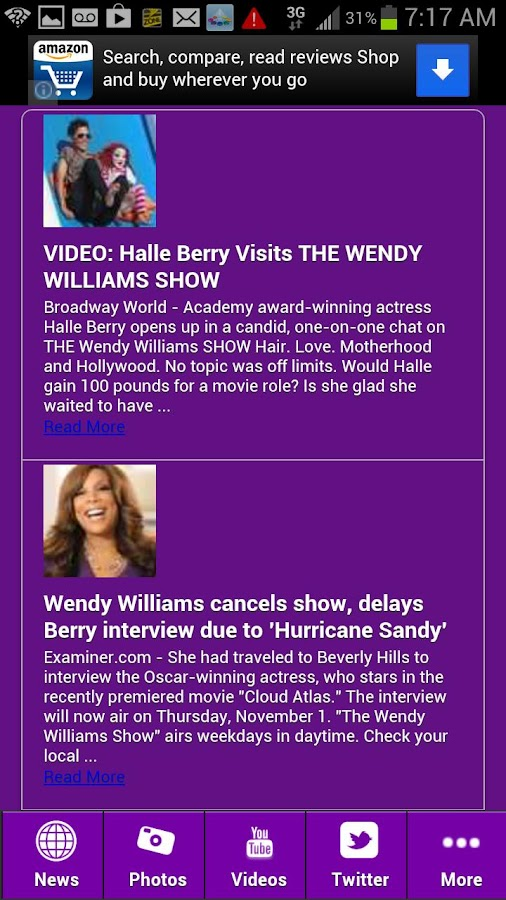 Wendy Williams Fan App - screenshot