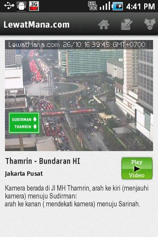 Screenshots of LM - Info Traffic Lalu Lintas for iPhone