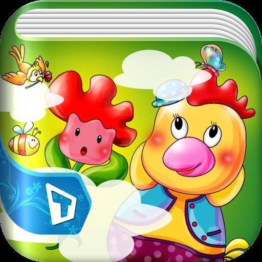 Sự tích hoa mào gà 教育 App LOGO-APP試玩