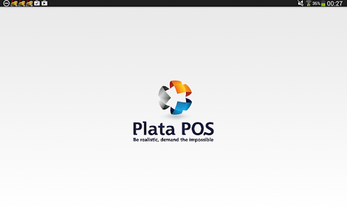 Plata POS- screenshot thumbnail