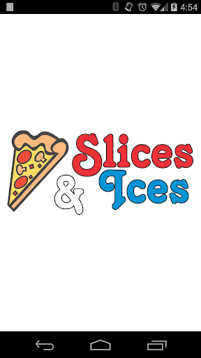 Slices and Ices