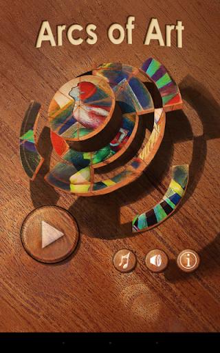 Arcs of Art - Puzzle