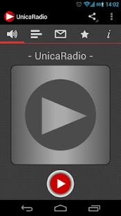 Unica Radio- screenshot thumbnail