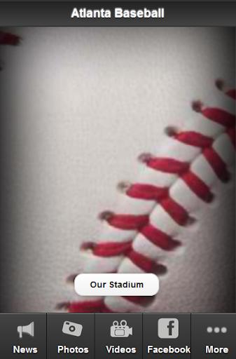 Atlanta Baseball Fan