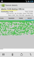 Screenshot of tTorrent Pro (for MIPS)