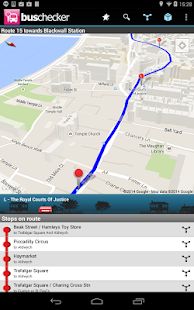 London Bus Checker Live Times Screenshot 27