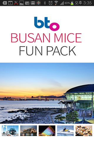 BUSAN MICE FUN PACK