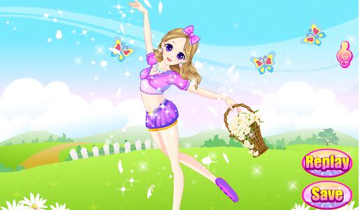 玩免費休閒APP|下載跳舞的女孩打扮 app不用錢|硬是要APP