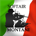 Softair Montani logo
