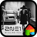 2NE1 LINE Launcher theme icon