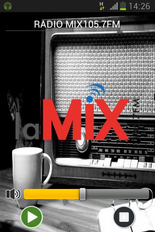 RADIO MIX105.7FM