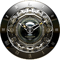 SYMPHONIE Luxury Clock Widget icon