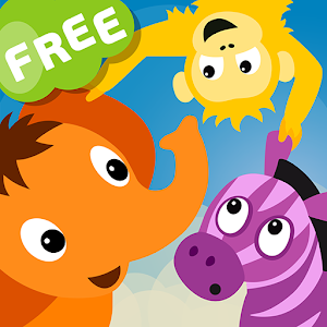 PumiLumi Touch Zoo FREE 家庭片 App Store-愛順發玩APP