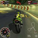 moto speed game icon
