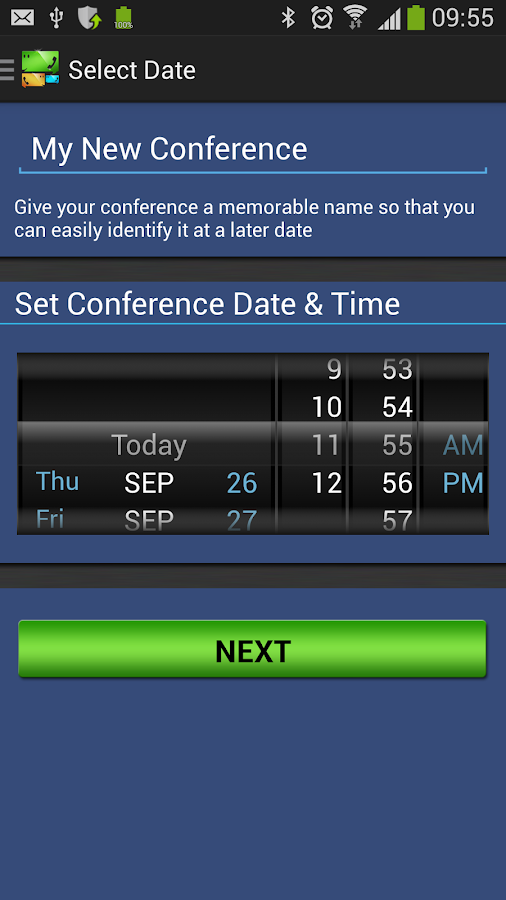Free Conference Calling- screenshot