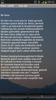 Screenshot of Naat-ı Şerif