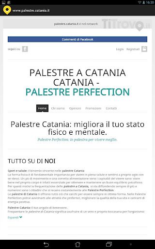 Palestre Catania