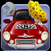 Car Wash & Repair Shop
