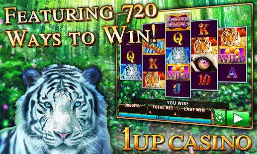 1up casino slot games