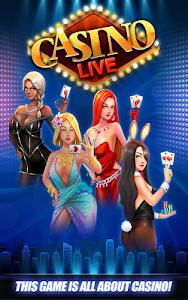 Casino Live - Poker, Slots v8.00