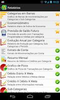 Screenshot of Canarinho - Finanças