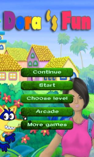 Dora's Fun Bubble