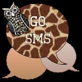 GO SMS - Giraffe Owl