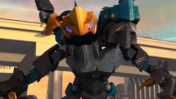 Screenshot of LEGO® Hero Factory Invasion DK