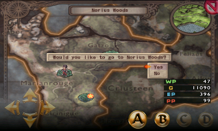 RPG Blazing Souls Accelate Screenshot 11