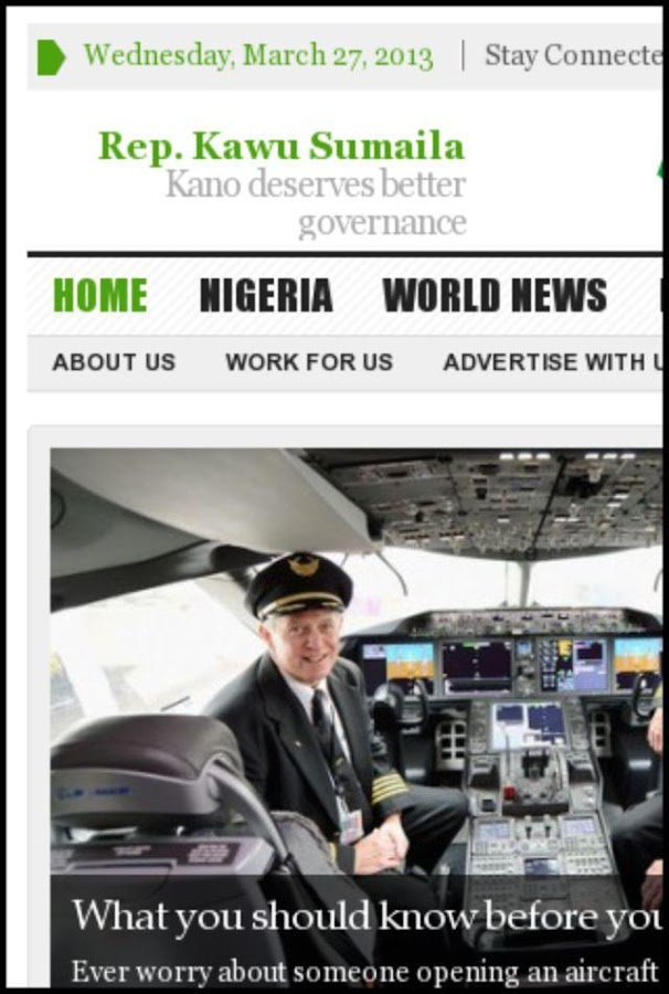 Voice of Arewa- screenshot
