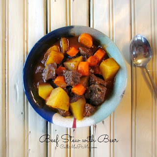 Beef Stew with Beer Get Your Chef On / Call Me PMc