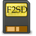 Force2SD [root] logo