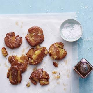 Salt 'n' Vinegar Roasted Potatoes.