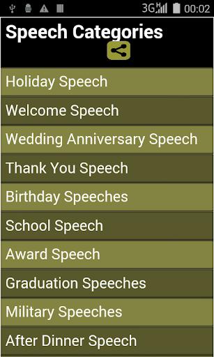 speak 1001 Speech