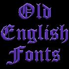 OldEng Fuentes FlipFont Gratis icon