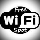 Free WiFi Spot icon