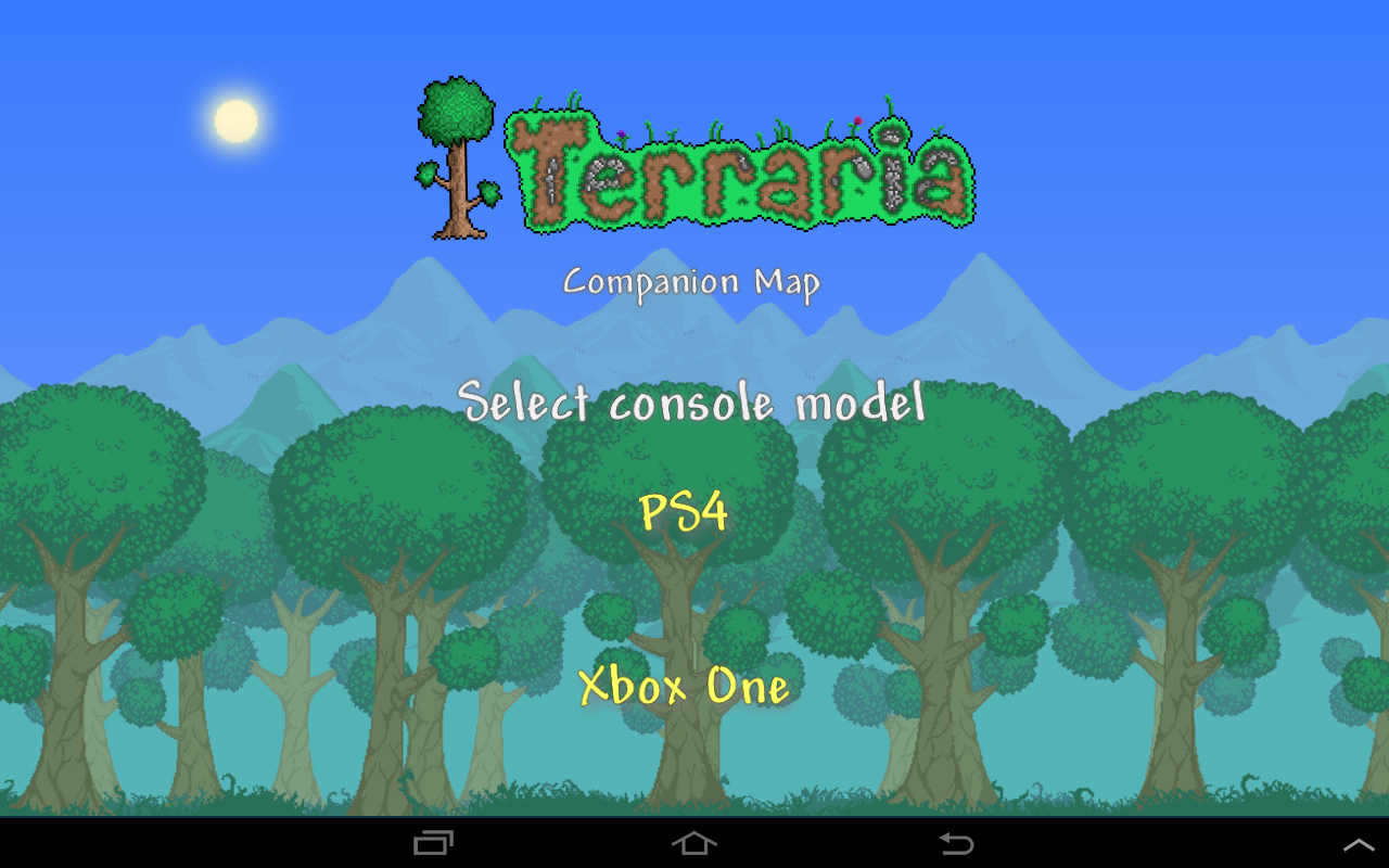 Terraria world map google play store revenue download estimates phone gumiabroncs Gallery