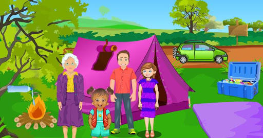 Baby Daisy Camping - Baby Game 1.0.0 screenshots 14
