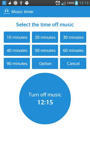 【免費媒體與影片App】Music Sleep Timer-APP點子